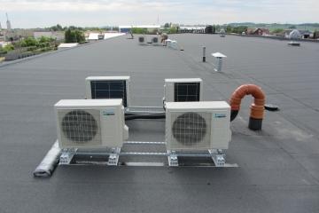 klimatyzacji montaz
