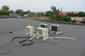 podlaczenie klimatyzacji